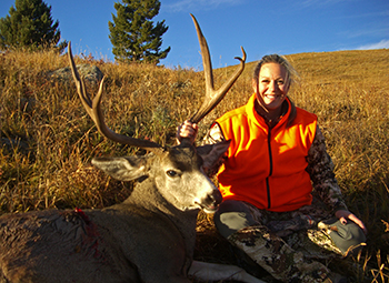 Karla Smith, Office Manager, Montana Hunting Company